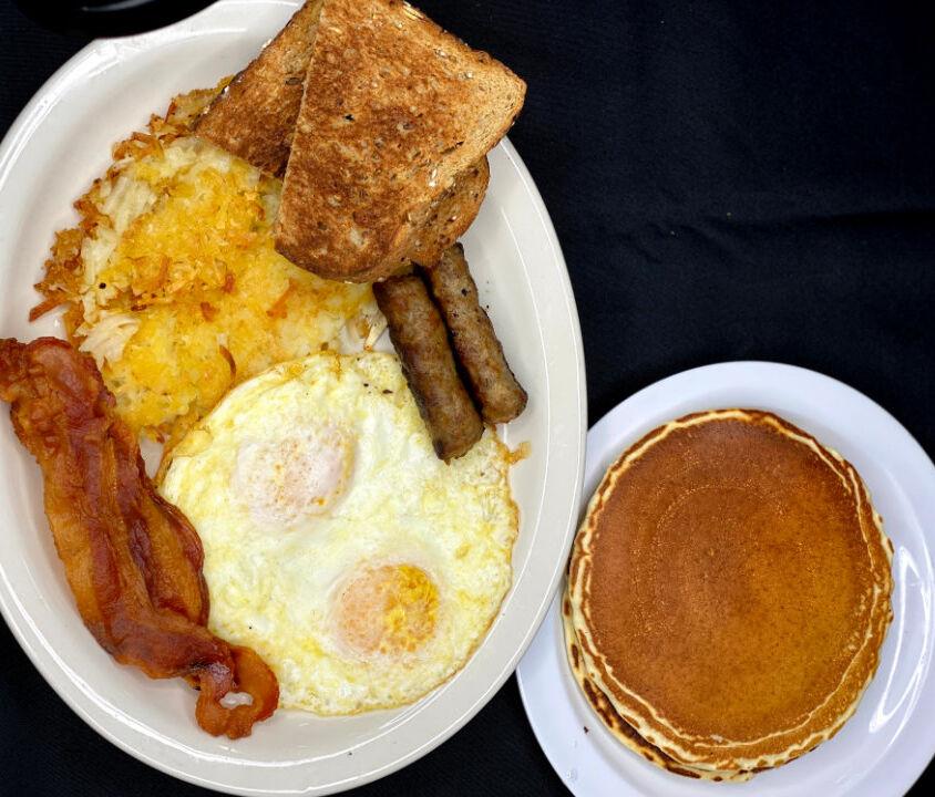 Breakfast Deluxe