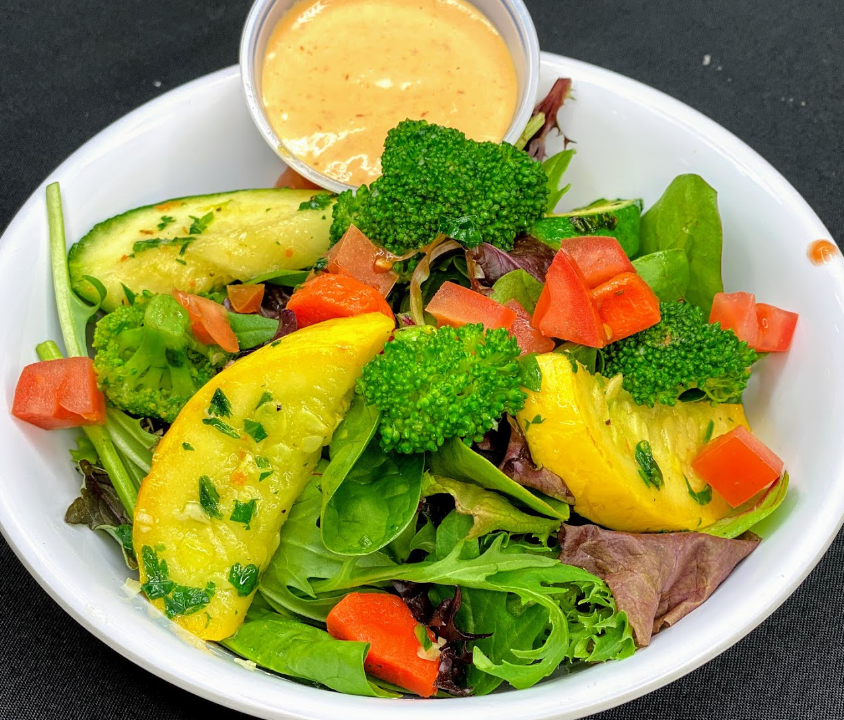 Veggie Side Salad